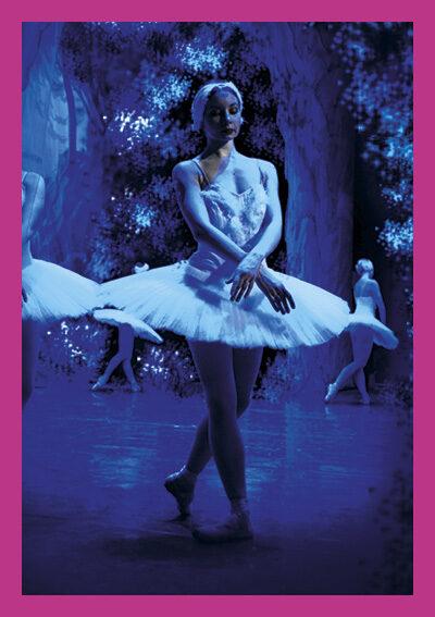 Balletto di San Pietroburgo in Il lago dei cigni